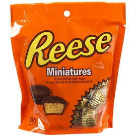 Reese Peanut Butter Cups - Miniatures - 230g
