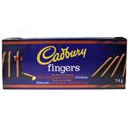 Cadbury Fingers - Dark Chocolate - 114g