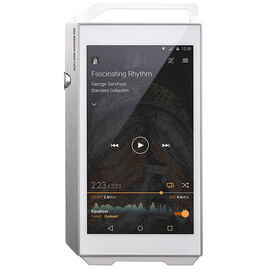 Pioneer High Resolution Portable Digital Audio Player - Silver - XDP100RS