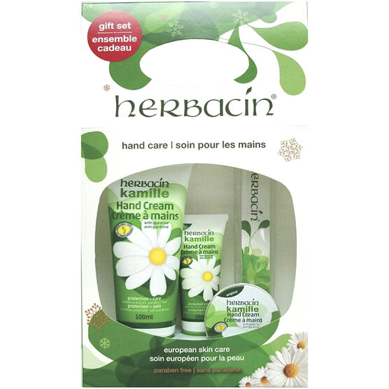 Herbacin Hand Care Gift Bag