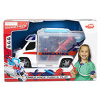 Dickie Toys - Ambulance Push & Play