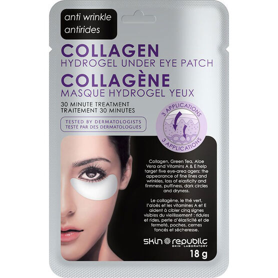 Skin Republic Collagen Under Eye Patch - 18g