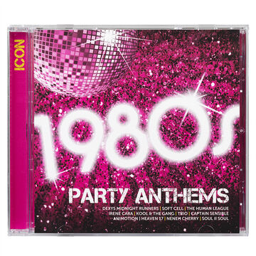 Various Artists - Icon: 80s Party Anthems - CD