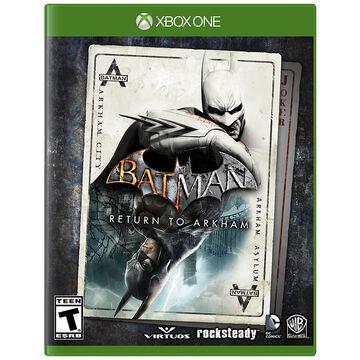 Xbox One Batman: Return to Arkham
