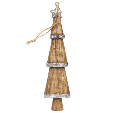 Winter Wishes Tree Ornament - 7.7 inch