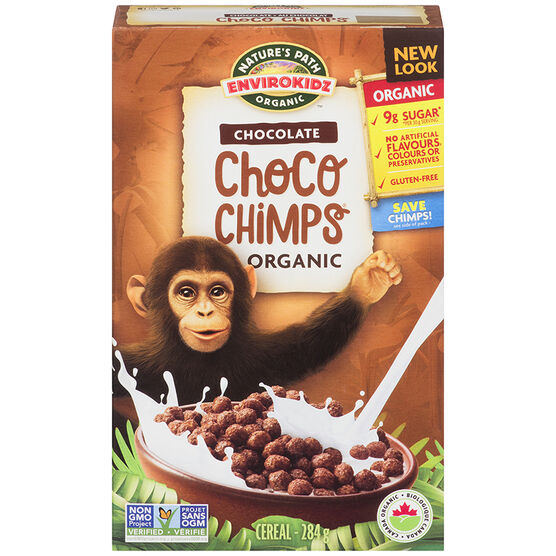 Nature's Path Envirokidz Cereal - Chocolate - 284g