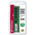 Transcend 4GB DDR3L 1600Mhz U-DIMM - TS512MLK64W6H