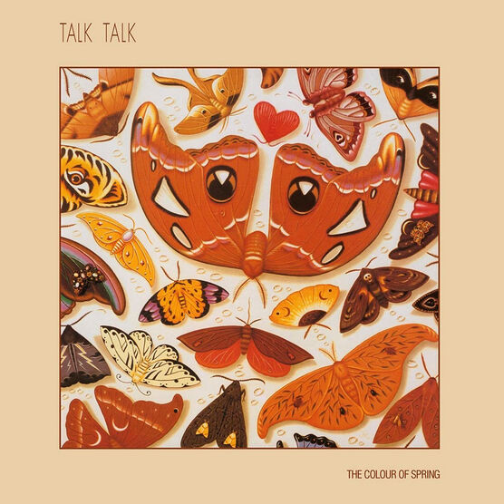 Talk Talk - The Colour of Spring - 180g Vinyl + Audio DVD