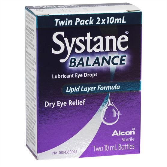 Balance Board London Drugs: Systane Balance Lubricant Eye Drops - 2 X 10ml