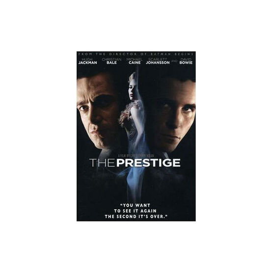 The Prestige - DVD