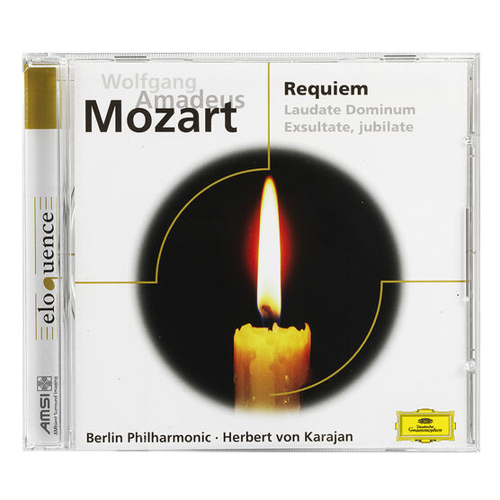 Mozart - Requiem - CD