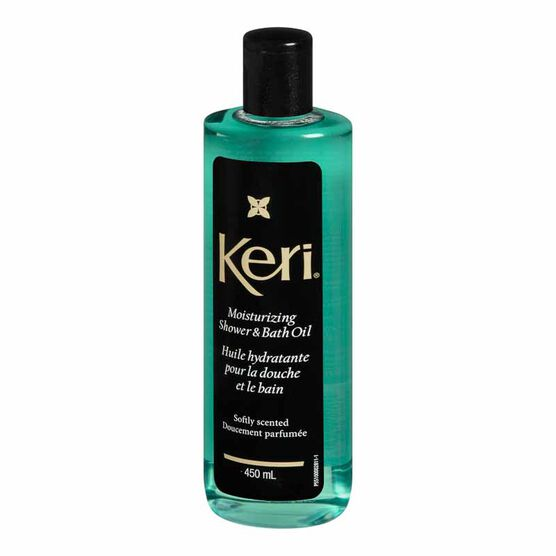 Alpha Keri Moisturizing Shower and Bath Oil