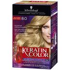 8.0 Silky Blonde