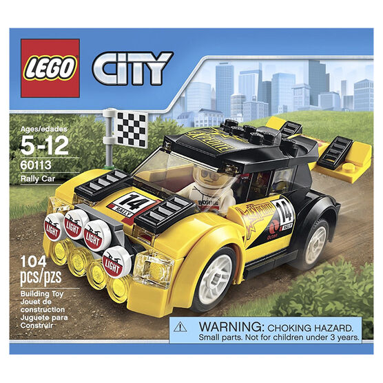 Lego City - Rally Car