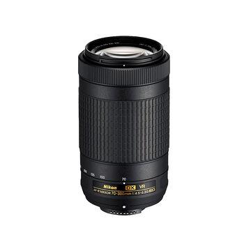 Nikon AF-P DX 70-300mm F4.5-6.3G ED VR Lens - 20062