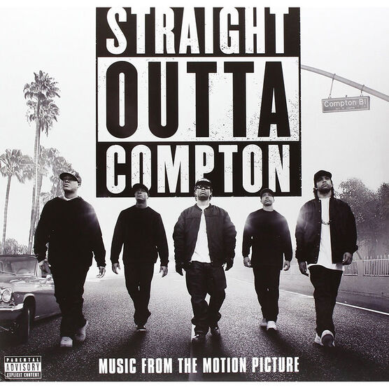 Soundtrack - Straight Outta Compton - 2 LP Vinyl