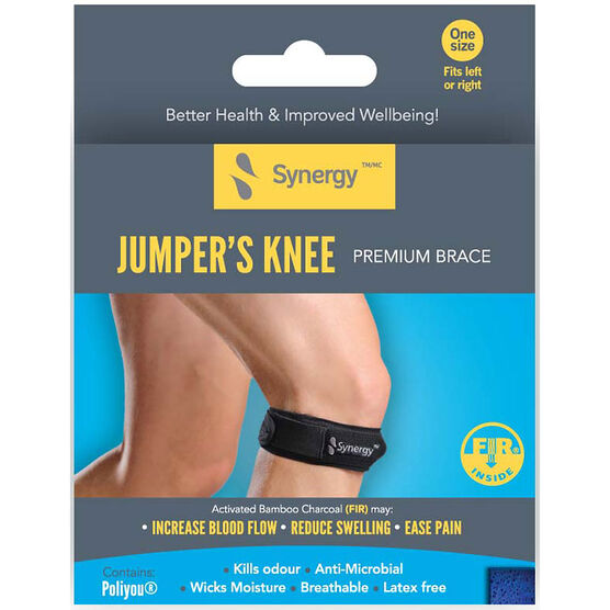 Synergy Jumper's Knee Brace - One Size