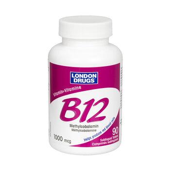 London Drugs B12 - 1000 mcg - 90's
