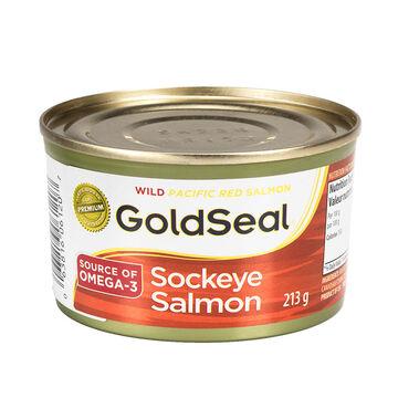 Gold Seal Sockeye Salmon - 213g
