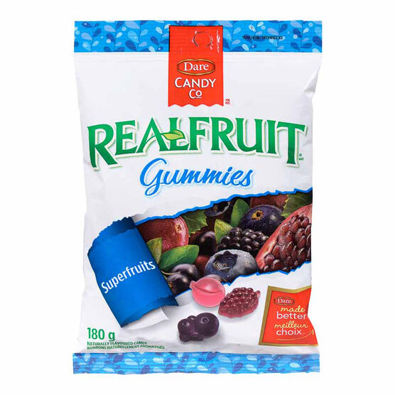 Dare Realfruit Superfruits - 180g