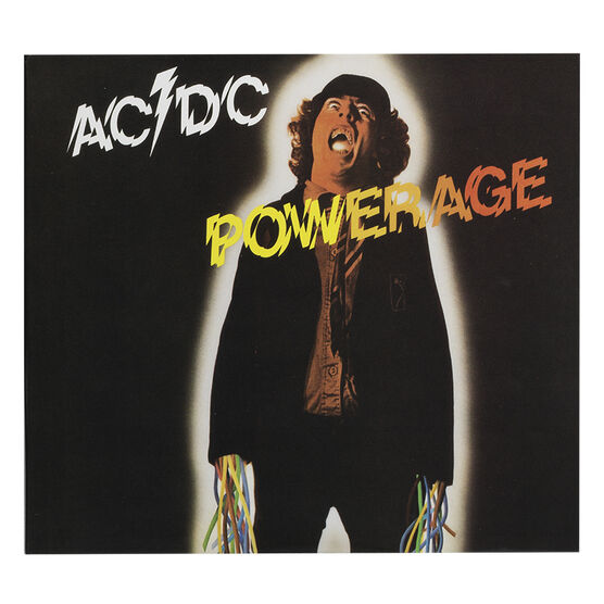 AC/DC - Powerage - Hyper CD