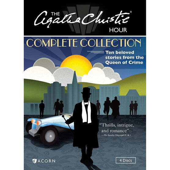 Agatha Christie Hour - The Complete Collection - DVD
