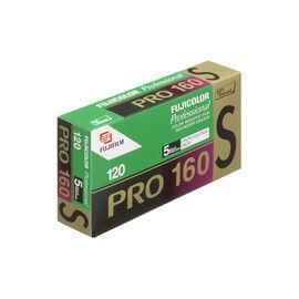 Fujicolor PRO 160S - 120 - 5PK