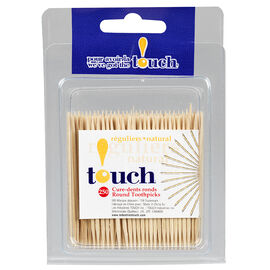 Touch Round Toothpicks - 250's
