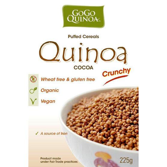 Gogo Quinoa Cocoa Puffs - 225g