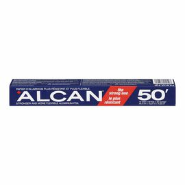 Alcan Aluminum Foil Wrap - 12inches x 50ft.