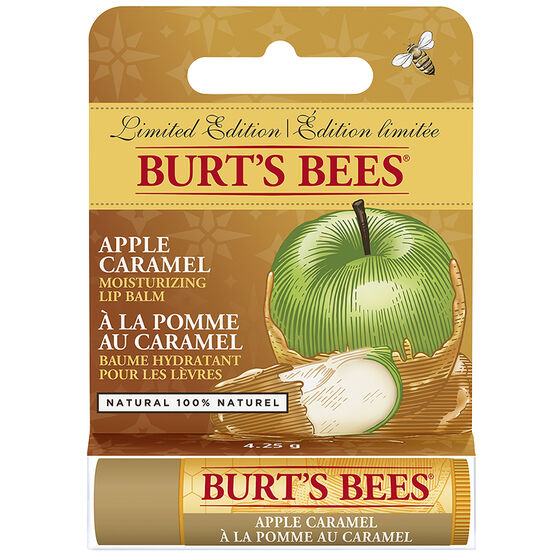 Burt's Bees Moisturizing Lip Balm - Apple Caramel - 4.25g