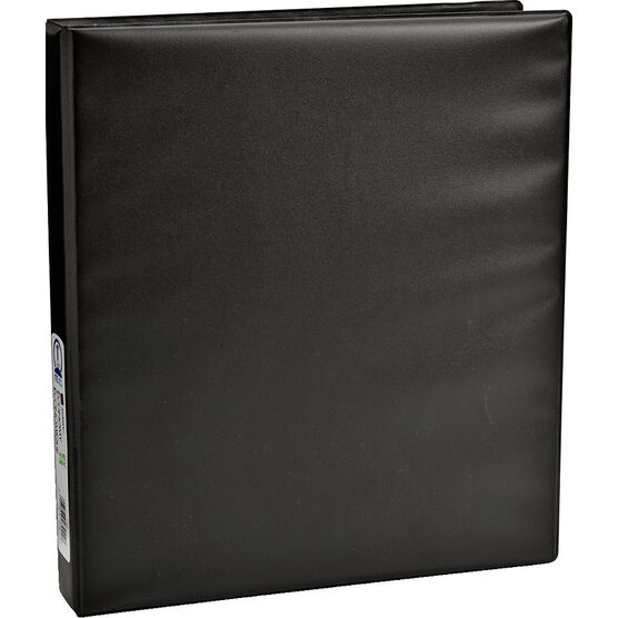 Avery Economy Binder - Black - 2.5cm (1inch)