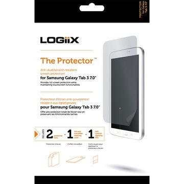 Logiix 7inch Screen Protector for Samsung Galaxy Tab 3 - Clear - LGX-10757