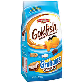 Pepperidge Farm Goldfish -  Grahams S`mores - 187g