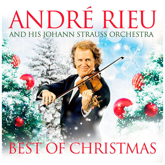 André Rieu - Best of Christmas - CD