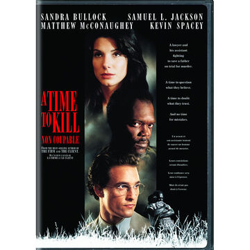 A Time To Kill - DVD