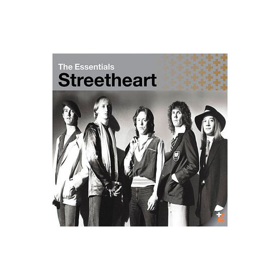 Streetheart - The Essentials - CD