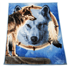 Fun Fur Throw - 48 x 60inches