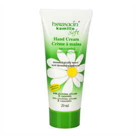 Herbacin Hand Cream - Unscented - 20ml