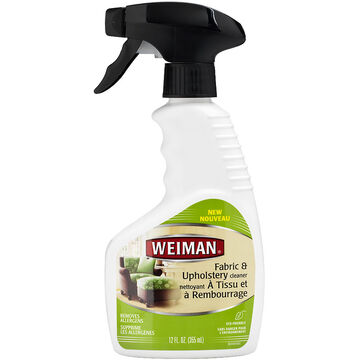 Weiman Fabric And Upholstery Cleaner 355ml London Drugs