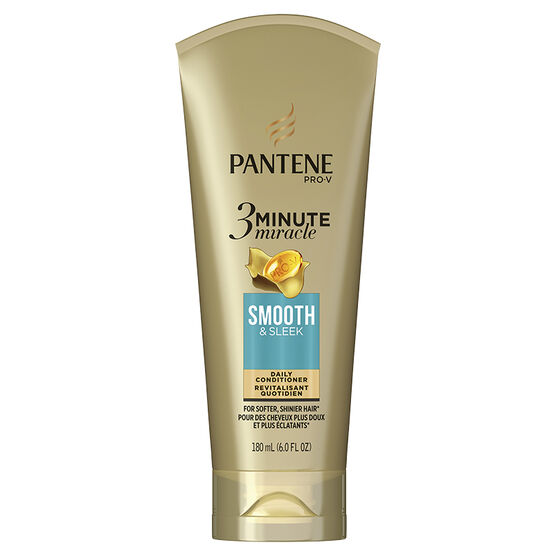 Pantene Pro-V 3 Minute Deep Conditioner - Smooth & Sleek - 180ml
