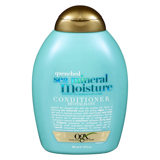 OGX Sea Mineral Moisture Conditioner - 385ml