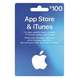 iTunes Card - $100