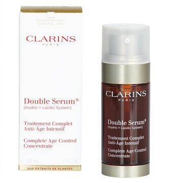 Clarins Double Serum Complete Age Control Concentrate 2x15ml