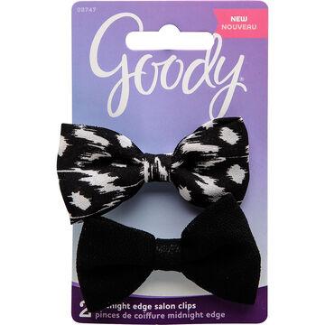 Goody FashioNow Midnight Edge Salon Clips - 8747
