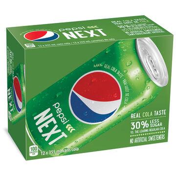 Pepsi Next - 12 pack