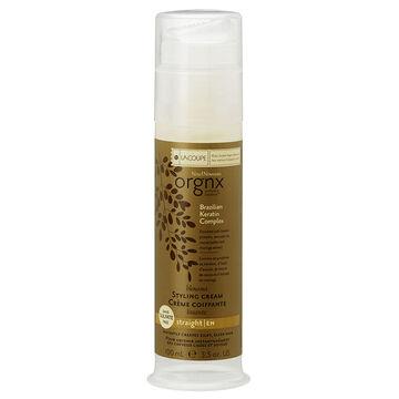 LaCoupe Orgnx Brazilian Keratin Styling Cream - 100ml