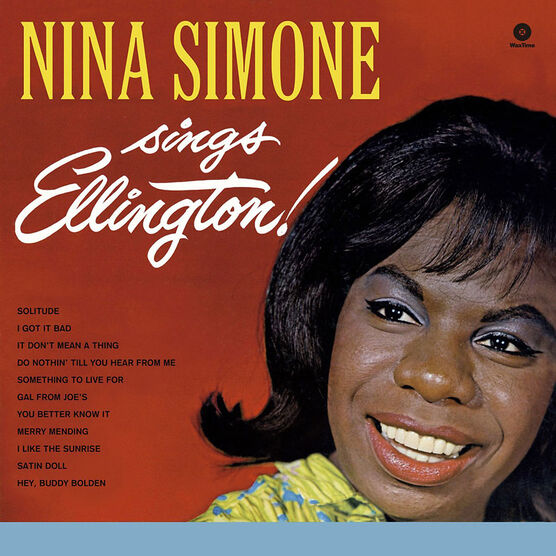 Nina Simone - Nina Simone Sings Ellington - Vinyl