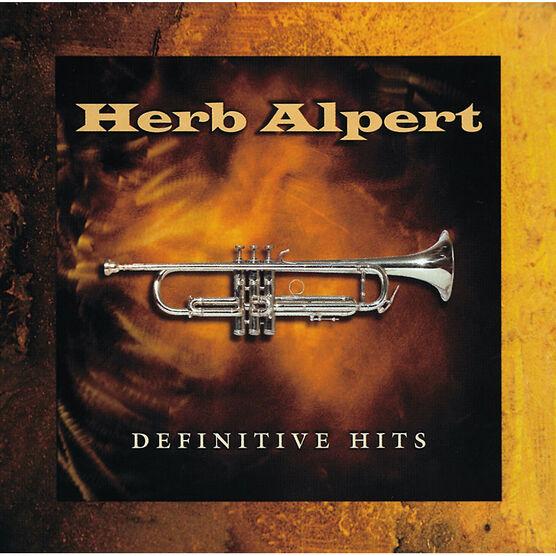 Herb Alpert - Definitive Hits - CD