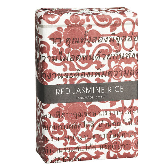 Soap-n-Scents Handmade Soap Red Jasmine Rice - 100g